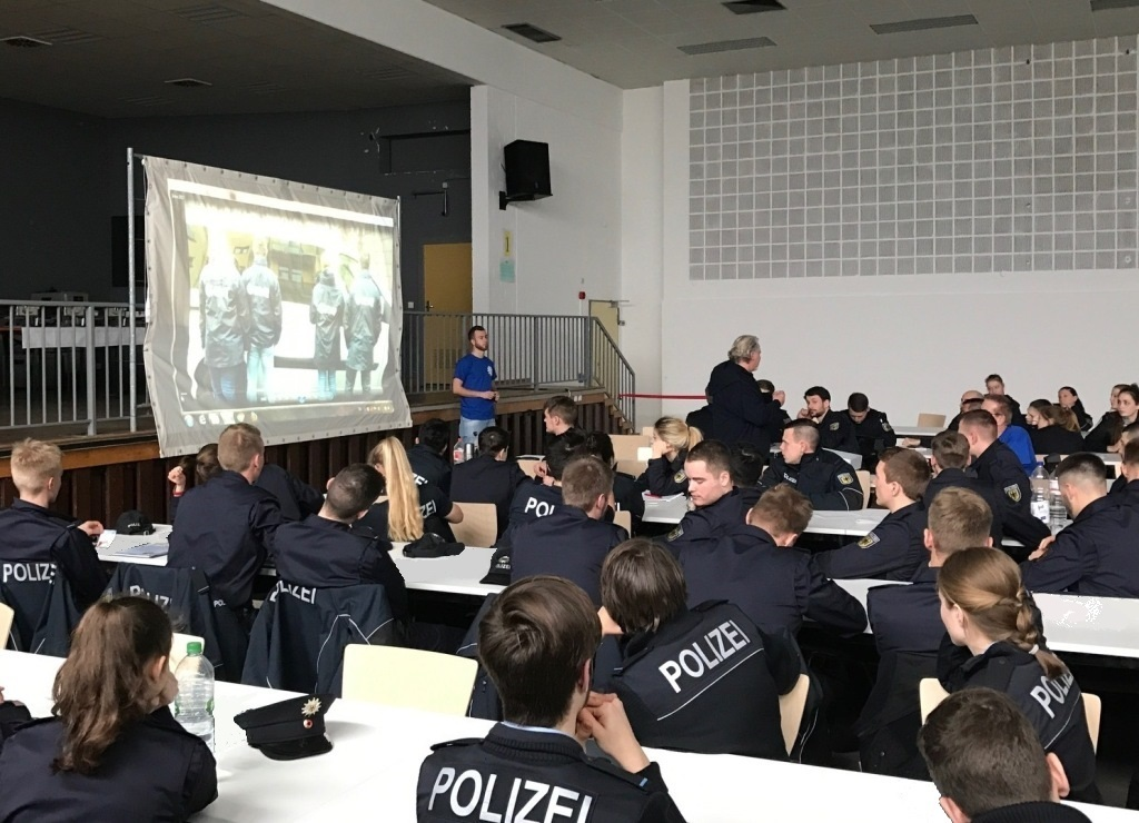 bundespolizei bamberg jobs